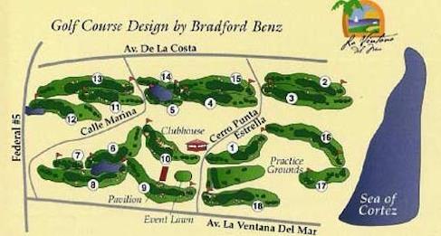 El Dorado Ranch San Felipe Golf Course - Las Caras de Mexico Image-2