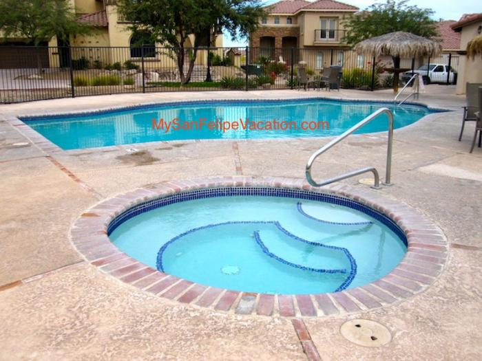 Swimming Pools in San Felipe | El Dorado Ranch pools