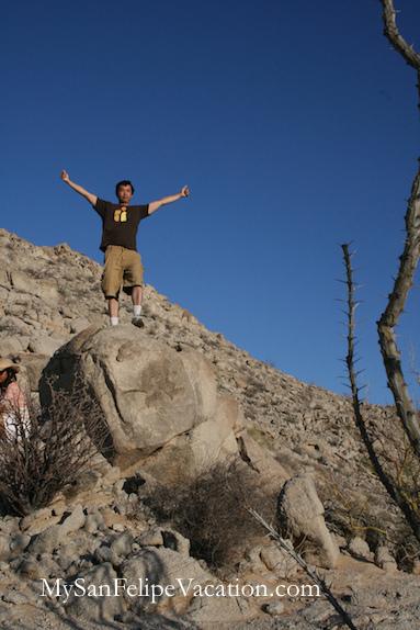Hiking in San Felipe Mexico Image-4