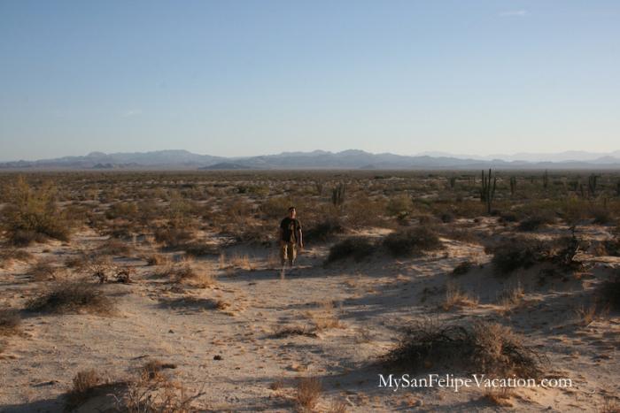 Hiking in San Felipe Mexico Image-1