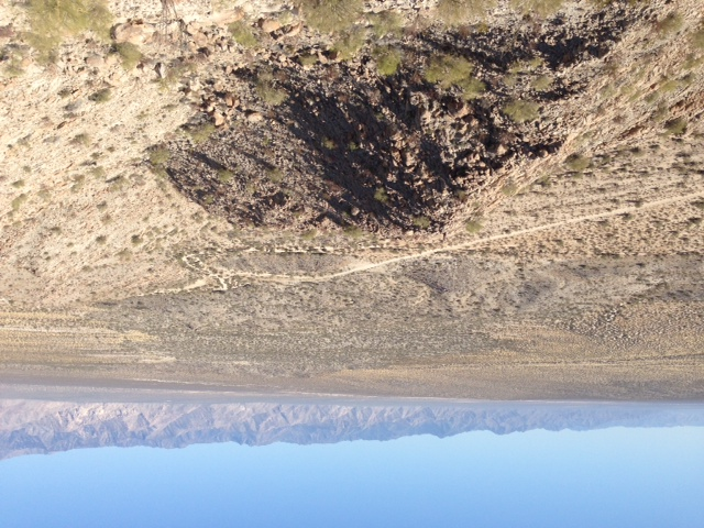 Hiking in San Felipe Mexico Image-5