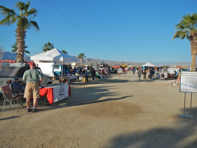 San Felipe Outdoor Swap Meet at  Cachanilla El Dorado Ranch Image-4