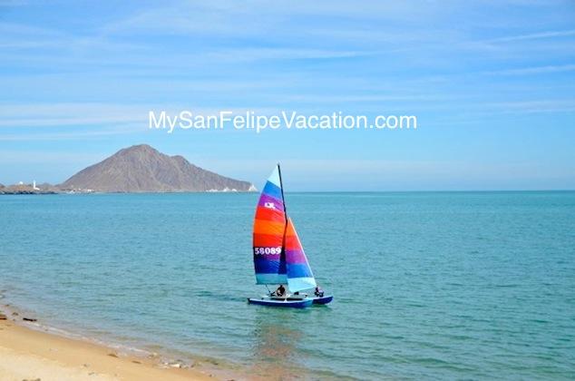 Sailing in San Felipe Mexico Image-1