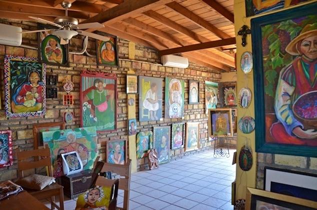 San Felipe Art Gallery - Galeria Olivar Millan Image-4