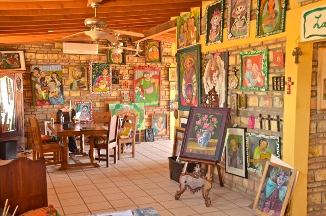 San Felipe Art Gallery - Galeria Olivar Millan Image-2