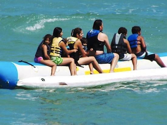 San Felipe watersports - Inflatable banana boat Image-1