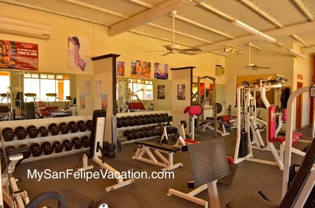 Squatts Gym San Felipe Baja Calliofrnia Mexico | Fitness Gym Image-2