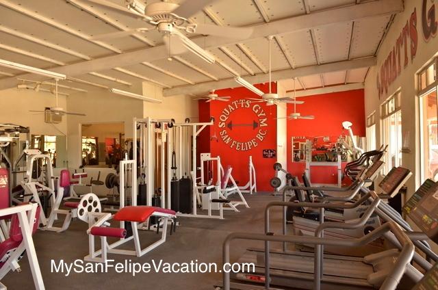 Squatts Gym San Felipe Baja Calliofrnia Mexico | Fitness Gym Image-4