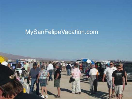 San Felipe Outdoor Swap Meet at  Cachanilla El Dorado Ranch Image-2