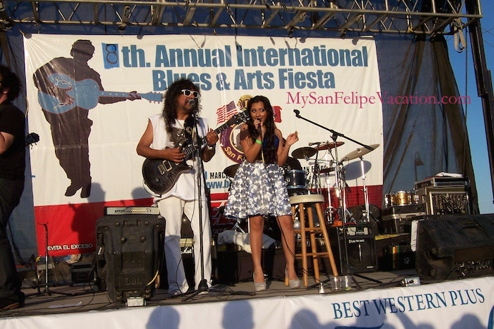 8th Annual San Felipe Blues & Arts Fiesta