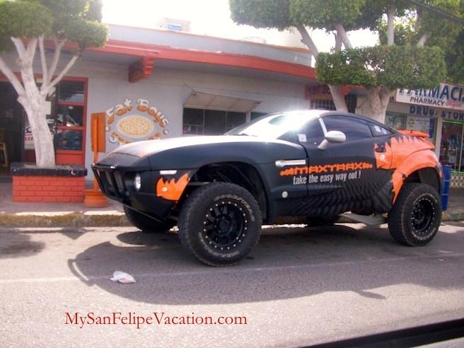 Extreme Off-road in san Felipe  - San Felipe Baja 250