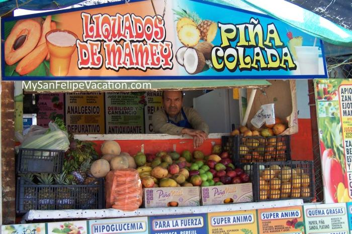 Jugos Manuel - Juice Store in San Felipe