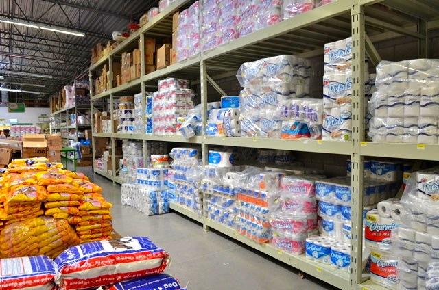 San Felipe Baja California grocery Store: Bodega Aurrera Image-2