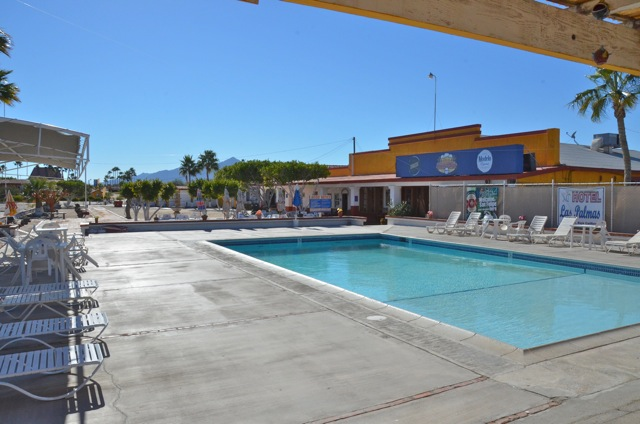 Las Palmas Hotel San Felipe Bc Mexico Image 2