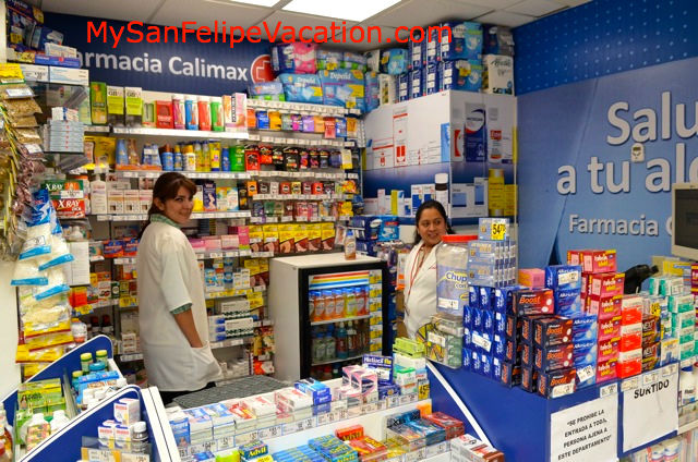 San Felipe Baja California grocery Store: Calimax Image-5