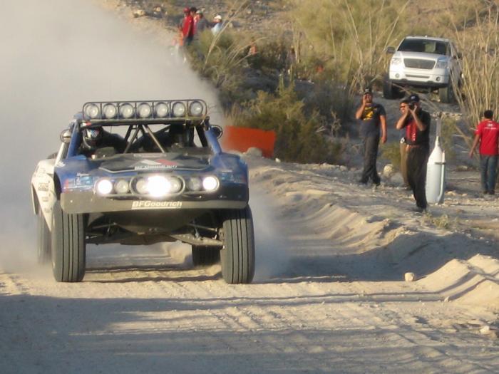 The Baja 100