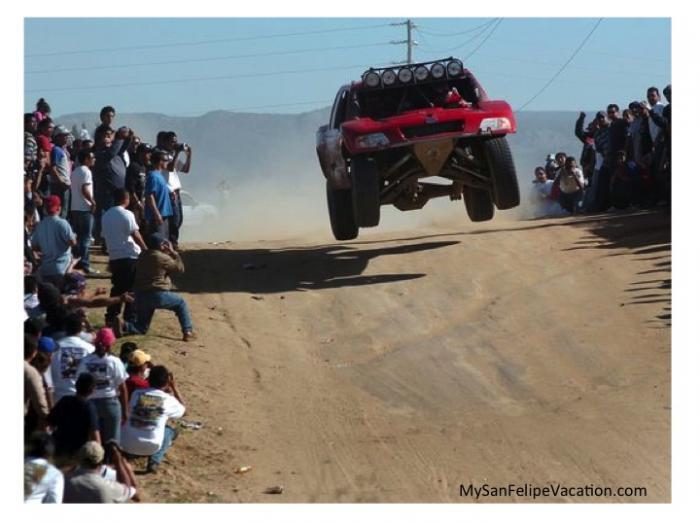 Baja San Felipe 250