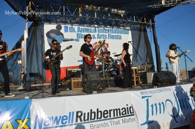 Best Images from the 8th Annual San Felipe Blues & Arts Fiesta