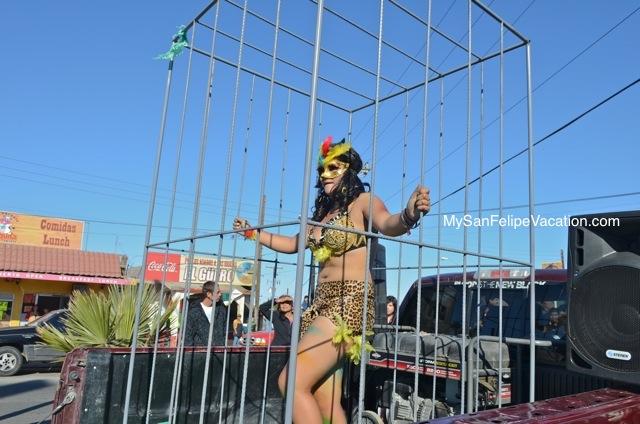 San Felipe Annual Carnival 2013