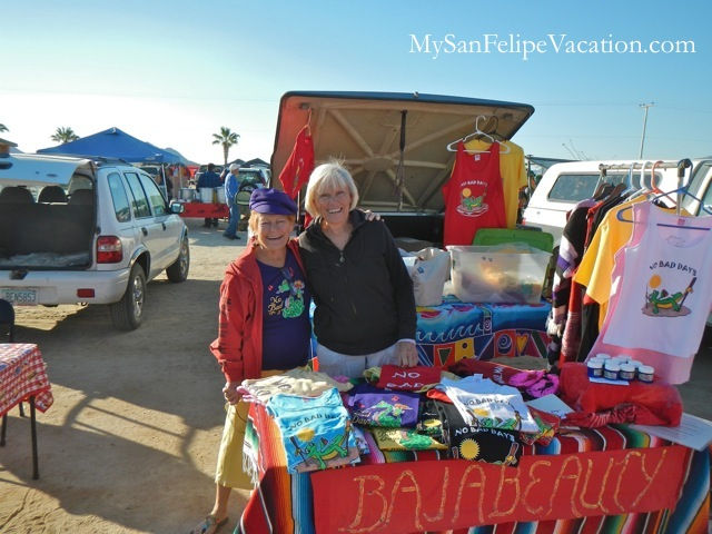 La Cachanilla Swap Meet Picture Gallery - El Dorado Ranch San Felipe