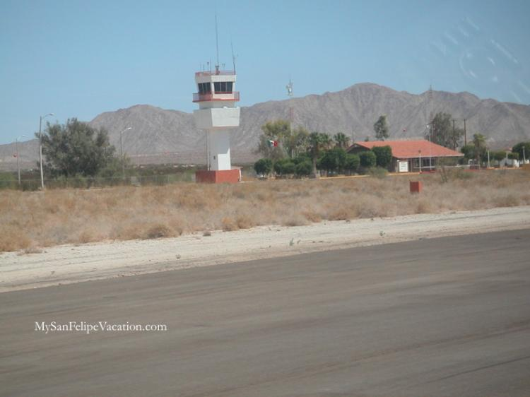 San Felipe Baja California Internationa Airport