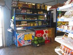 Alicia's Drive-through grocery store San Felipe -  Alcohol