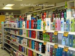 Guadalupana Drug Store San Felipe - Persocan Care Products