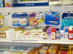 Kids Medication - Guadalupana Drug Store San Felipe