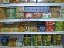 Herbal teas - Guadalupana Drug Store San Felipe