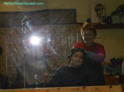 Beauty Salon at La Plazita Mini Mall San Felipe