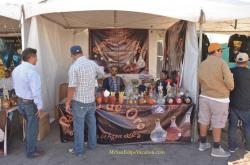 2014 San Felipe Shrimp Festival - Agave Drinks