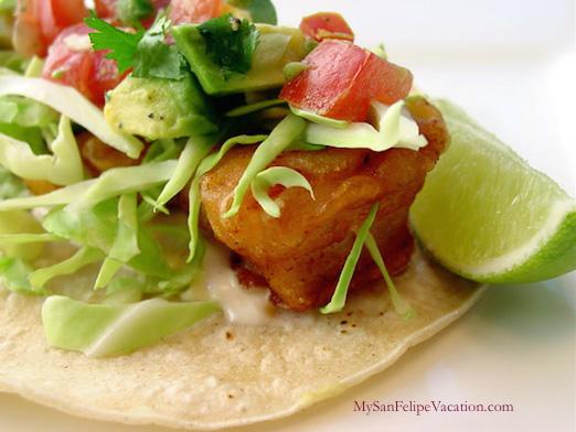 Best Fish Tacos in Baja California, Mexico