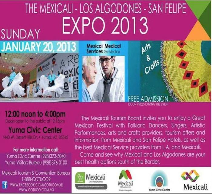 Mexicali – San Felipe Expo 2013
