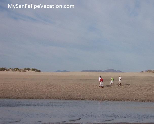 Fun Day at Shell Beach, San Felipe, Baja, Mexico Image-6