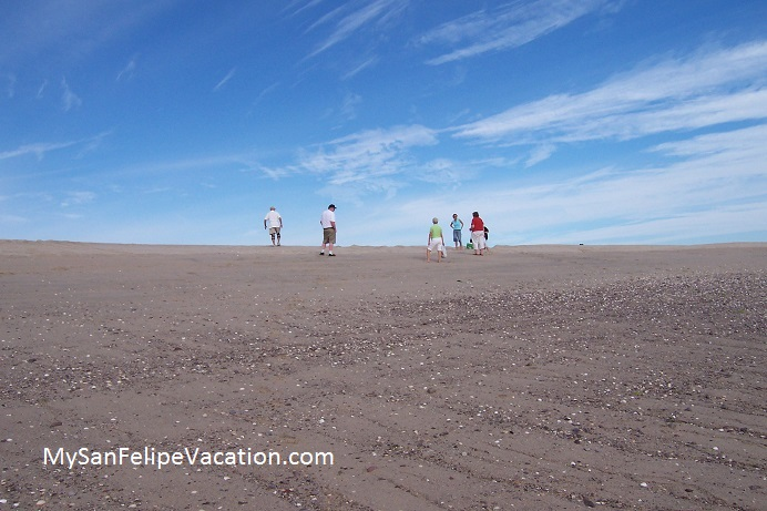 Fun Day at Shell Beach, San Felipe, Baja, Mexico Image-5