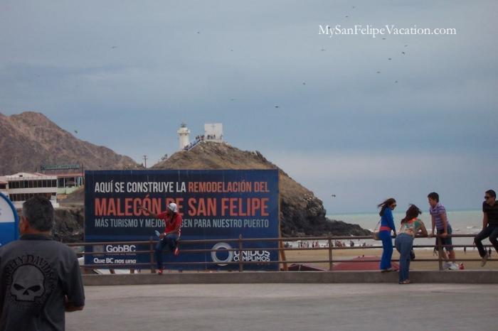 San Felipe Malecon - San Felipe Boardwalk Image-3