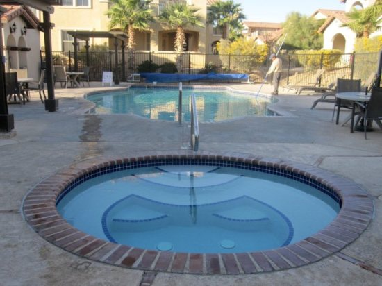 Poolside San Felipe Rental Condo for 6 Guests with Satellite TV