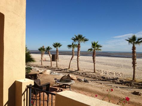Beachfront Vacation Rental Condo In El Dorado Ranch San Felipe Baja California Mexico San
