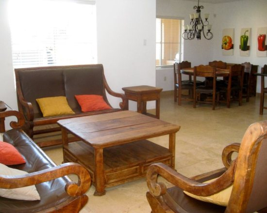 San Felipe Mexico paradise! 3-bedroom Rental Home. Sleeps 6