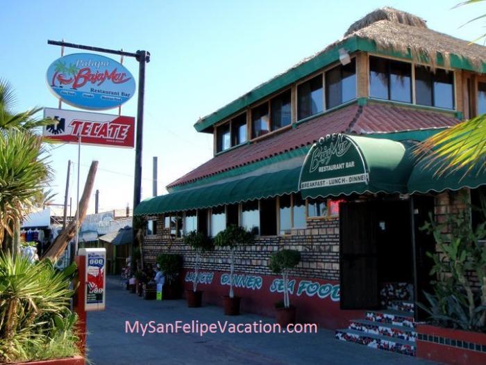 BajaMar Restaurant (San Felipe, Baja California) - Restaurant Review