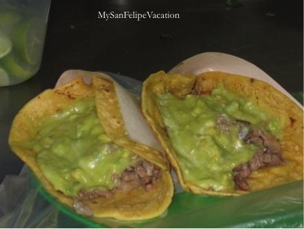 San Felipe Taco Stand - Tacos el Poblano Image-3