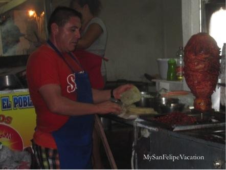San Felipe Taco Stand - Tacos el Poblano Image-4