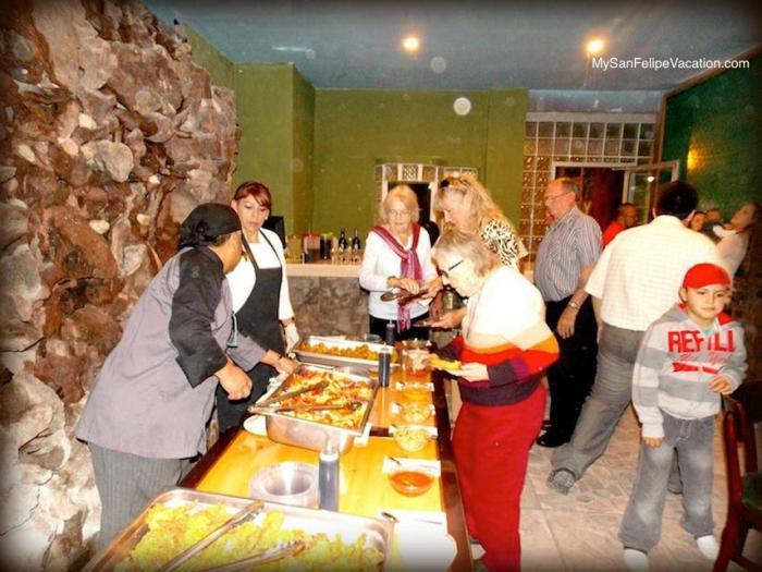 Los Venados Restaurant, San Felipe Mexico Image-3