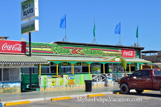San Felipe Restaurant Reviews: Rice and Beans Restaurant