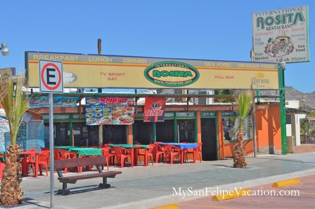 San Felipe Restaurant Reviews: Rosita Restaurant Image-2
