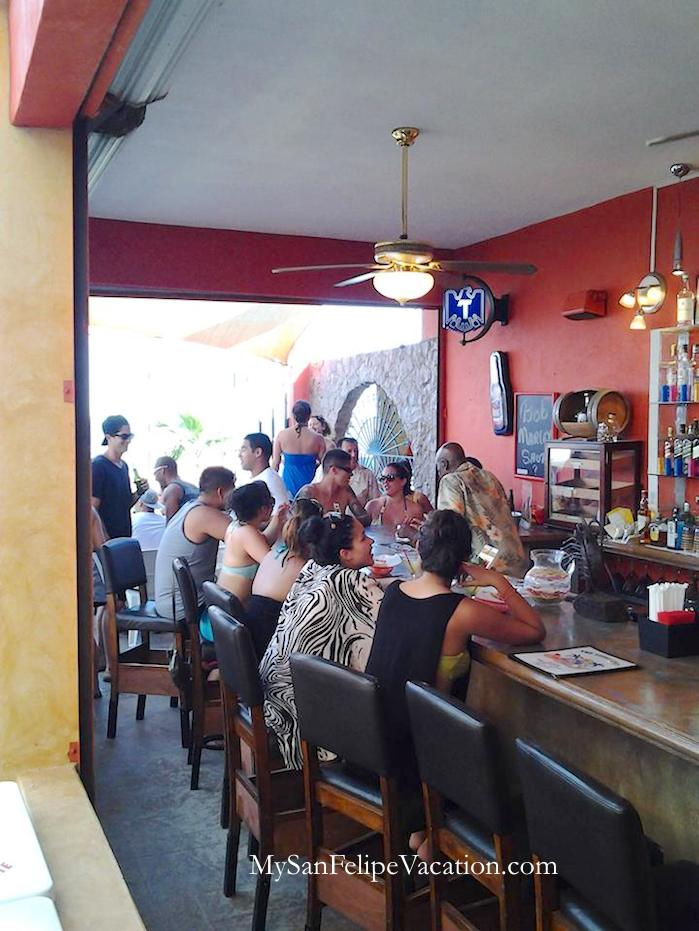 San Felipe Restaurant Reviews: Sweet Spot Bar & Grill Image-3