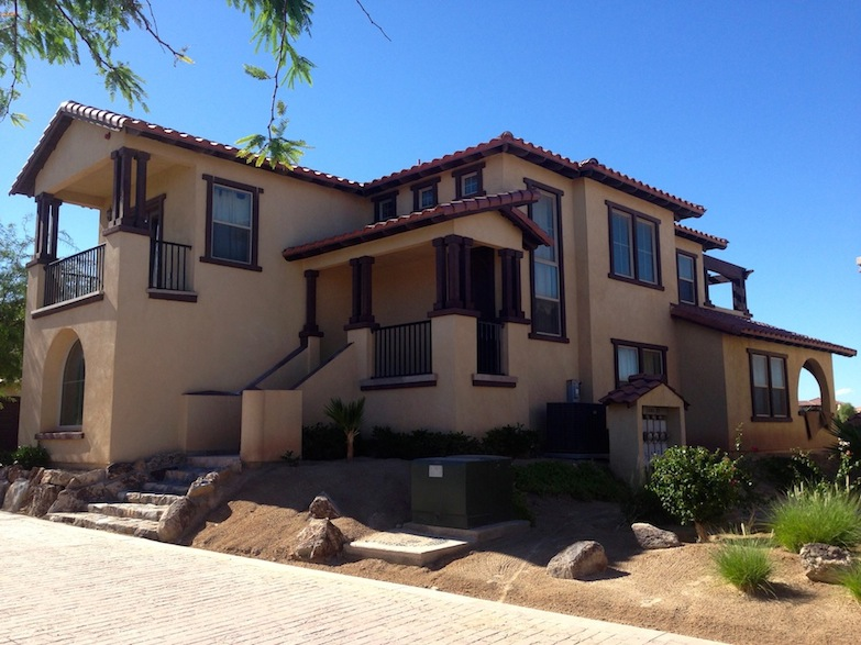 Video on Split-level condo in El Dorado Ranch, San Felipe, BC., Mexico for rent